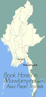 Booking Hotels in Mawlamyine