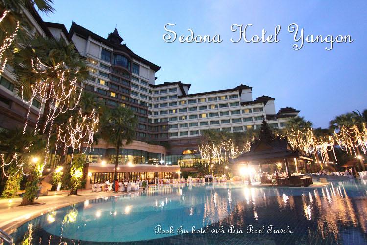 International business international business center in for Design hotel yangon