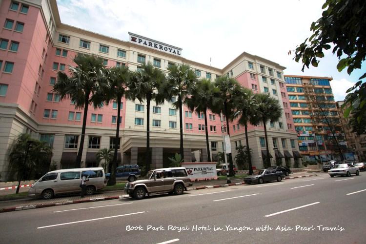 Hotel in YANGON - Novotel Yangon Max