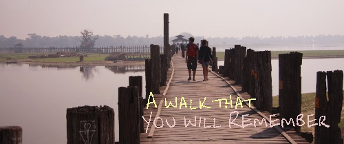 A Walk that you will remember