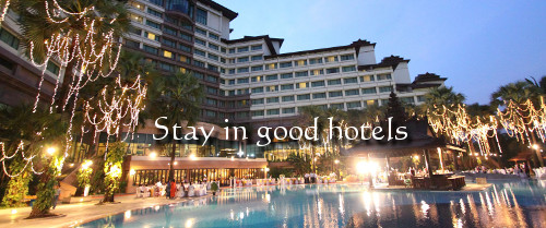 Stay in Good Hotels